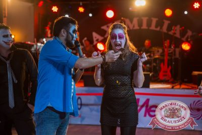 Halloween: день мертвых, 29 октября 2016 - Ресторан «Максимилианс» Красноярск - 19