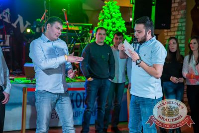 Похмельные вечеринки, 2 января 2017 - Ресторан «Максимилианс» Красноярск - 18