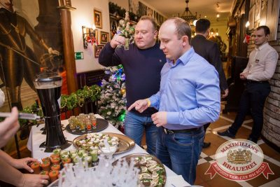 Похмельные вечеринки, 2 января 2017 - Ресторан «Максимилианс» Красноярск - 5