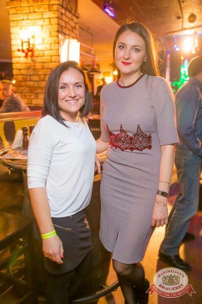 Похмельные вечеринки, 3 января 2017 - Ресторан «Максимилианс» Красноярск - 33