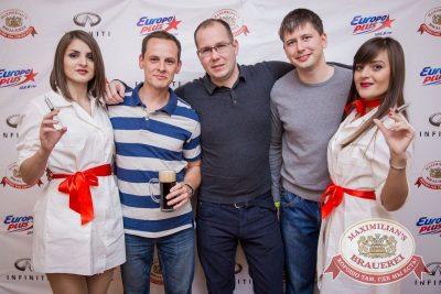 Похмельные вечеринки, 3 января 2017 - Ресторан «Максимилианс» Красноярск - 6
