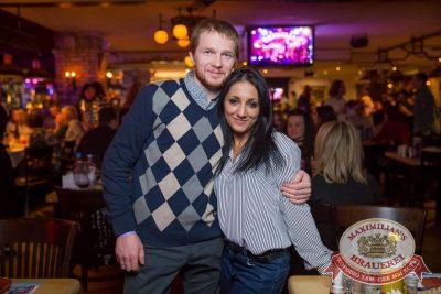 «Дыхание ночи»: Dj Relanium (Москва), 18 февраля 2017 - Ресторан «Максимилианс» Красноярск - 19