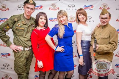 День защитника Отечества, 23 февраля 2017 - Ресторан «Максимилианс» Красноярск - 7