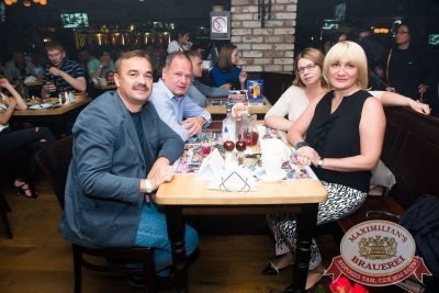 Владимир Кузьмин, 8 июня 2017 - Ресторан «Максимилианс» Красноярск - 23