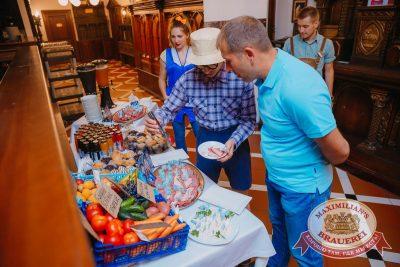 День работников торговли, 21 июля 2017 - Ресторан «Максимилианс» Красноярск - 1