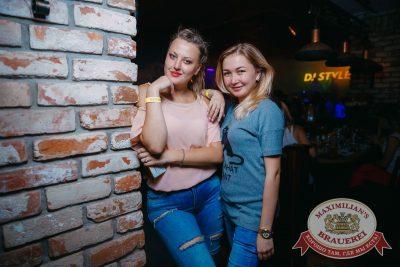 «Дыхание ночи»: Dj Stylezz (Москва), 26 августа 2017 - Ресторан «Максимилианс» Красноярск - 34