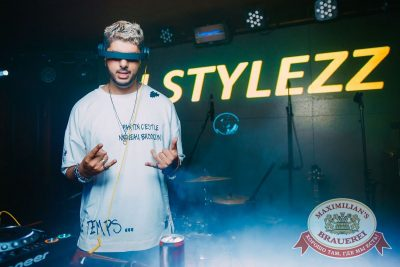 «Дыхание ночи»: Dj Stylezz (Москва), 26 августа 2017 - Ресторан «Максимилианс» Красноярск - 5