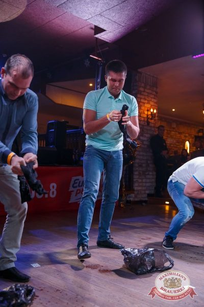 День рождения «Максимилианс»: нам 2 года! Специальный гость: Мот, 26 октября 2017 - Ресторан «Максимилианс» Красноярск - 32