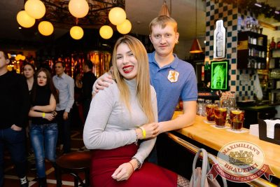 Каста, 1 ноября 2017 - Ресторан «Максимилианс» Красноярск - 25