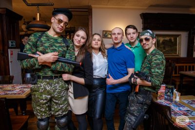 День защитника Отечества, 23 февраля 2019 - Ресторан «Максимилианс» Красноярск - 54