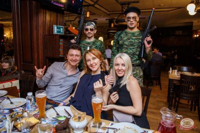 День защитника Отечества, 23 февраля 2019 - Ресторан «Максимилианс» Красноярск - 57