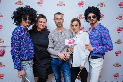 «Вечеринка Ретро FM», 14 сентября 2018 - Ресторан «Максимилианс» Красноярск - 10