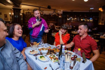 «Вечеринка Ретро FM», 14 сентября 2018 - Ресторан «Максимилианс» Красноярск - 12