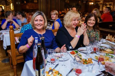 «Вечеринка Ретро FM», 14 сентября 2018 - Ресторан «Максимилианс» Красноярск - 14