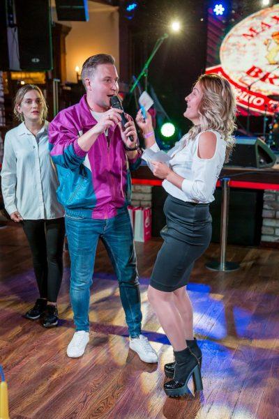 «Вечеринка Ретро FM», 14 сентября 2018 - Ресторан «Максимилианс» Красноярск - 17