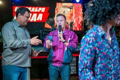 «Вечеринка Ретро FM», 14 сентября 2018 - Ресторан «Максимилианс» Красноярск - 18
