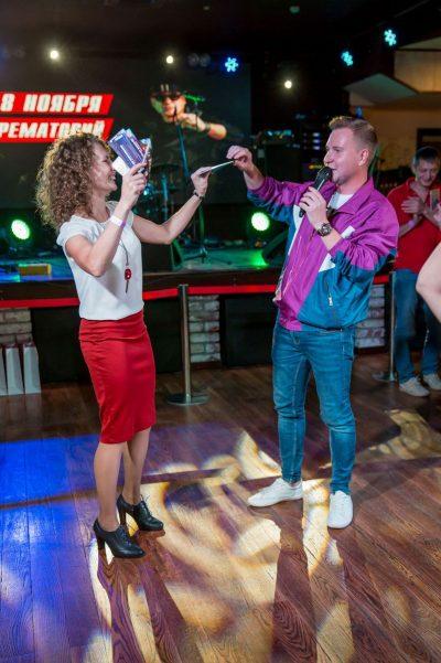 «Вечеринка Ретро FM», 14 сентября 2018 - Ресторан «Максимилианс» Красноярск - 20