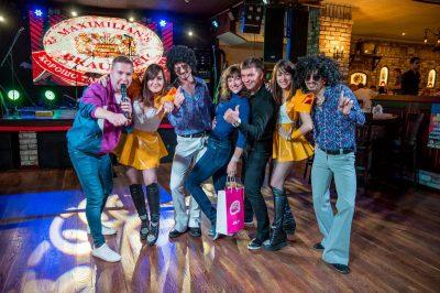 «Вечеринка Ретро FM», 14 сентября 2018 - Ресторан «Максимилианс» Красноярск - 24