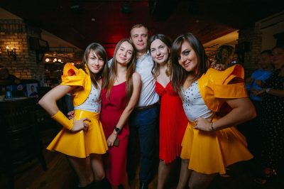 «Вечеринка Ретро FM», 14 сентября 2018 - Ресторан «Максимилианс» Красноярск - 28