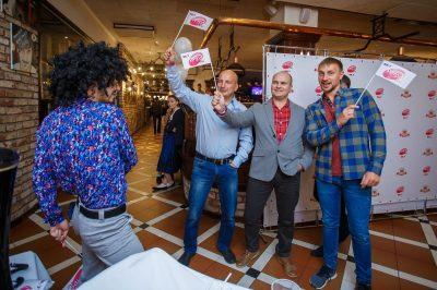 «Вечеринка Ретро FM», 14 сентября 2018 - Ресторан «Максимилианс» Красноярск - 3