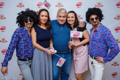 «Вечеринка Ретро FM», 14 сентября 2018 - Ресторан «Максимилианс» Красноярск - 7