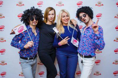 «Вечеринка Ретро FM», 14 сентября 2018 - Ресторан «Максимилианс» Красноярск - 9