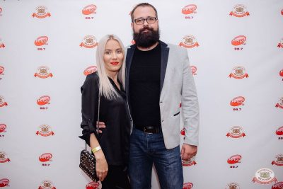 «Вечеринка Ретро FM»: «Комиссар», «Технология», «Размер Project», 20 сентября 2018 - Ресторан «Максимилианс» Красноярск - 41