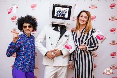 «Вечеринка Ретро FM», 19 октября 2018 - Ресторан «Максимилианс» Красноярск - 0005