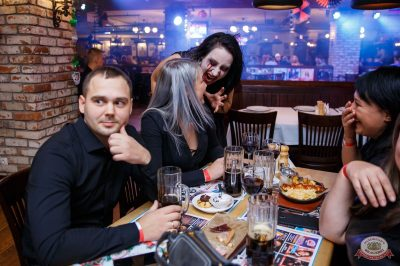 «Хэллоуин»: «От заката до рассвета», 26 октября 2018 - Ресторан «Максимилианс» Красноярск - 11