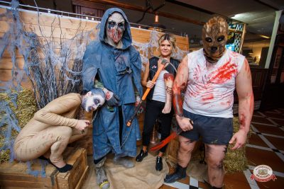 «Хэллоуин»: «Территория страха», 27 октября 2018 - Ресторан «Максимилианс» Красноярск - 0001