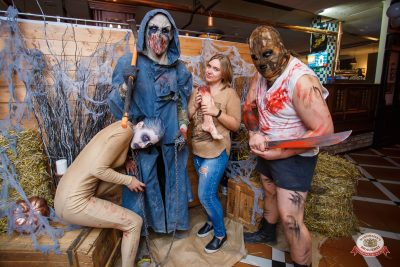 «Хэллоуин»: «Территория страха», 27 октября 2018 - Ресторан «Максимилианс» Красноярск - 0002