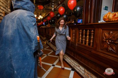 «Хэллоуин»: «Территория страха», 27 октября 2018 - Ресторан «Максимилианс» Красноярск - 0005
