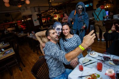 «Хэллоуин»: «Территория страха», 27 октября 2018 - Ресторан «Максимилианс» Красноярск - 0009