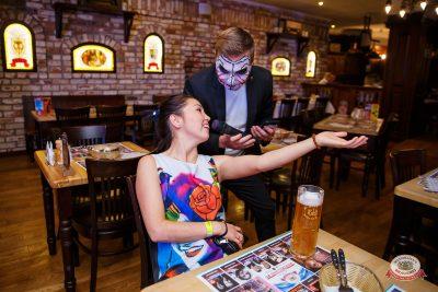 «Хэллоуин»: «Территория страха», 27 октября 2018 - Ресторан «Максимилианс» Красноярск - 0015