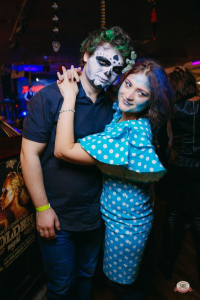 «Хэллоуин»: «Территория страха», 27 октября 2018 - Ресторан «Максимилианс» Красноярск - 0057