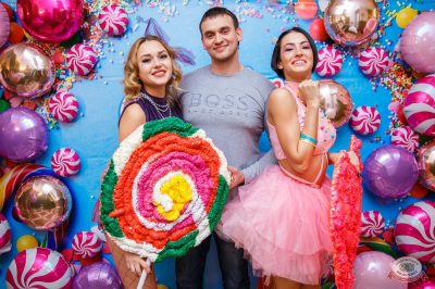 «Дыхание ночи»: сладкая вечеринка «Sweet Party», 2 ноября 2018 - Ресторан «Максимилианс» Красноярск - 8