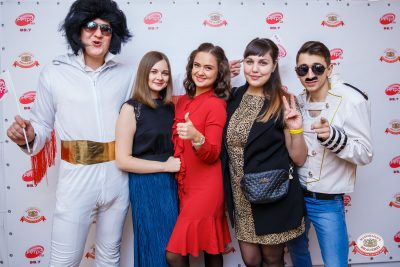 «Вечеринка Ретро FM», 24 ноября 2018 - Ресторан «Максимилианс» Красноярск - 0002