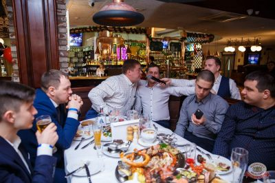 Вечеринка «Нового Радио»: новенькие с первой парты, 1 февраля 2019 - Ресторан «Максимилианс» Красноярск - 11