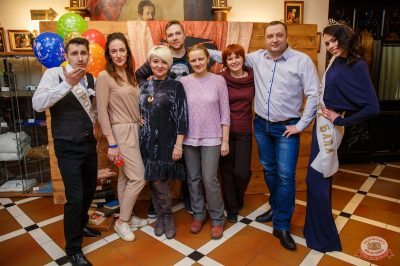 Вечеринка «Нового Радио»: новенькие с первой парты, 1 февраля 2019 - Ресторан «Максимилианс» Красноярск - 3