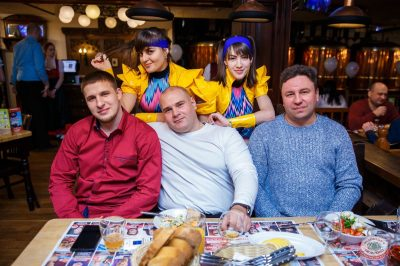 Вечеринка «Ретро FM», 15 февраля 2019 - Ресторан «Максимилианс» Красноярск - 38
