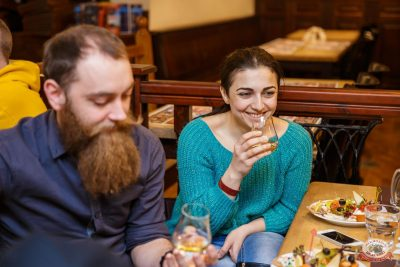Мастер-класс по бренду виски The Glenlivet от бренд-амбассадора Александра Бакко, 28 февраля 2019 - Ресторан «Максимилианс» Красноярск - 13