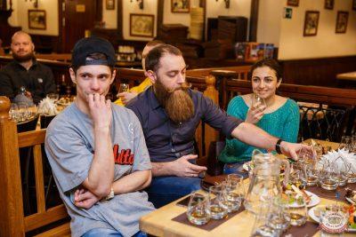 Мастер-класс по бренду виски The Glenlivet от бренд-амбассадора Александра Бакко, 28 февраля 2019 - Ресторан «Максимилианс» Красноярск - 15