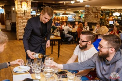 Мастер-класс по бренду виски The Glenlivet от бренд-амбассадора Александра Бакко, 28 февраля 2019 - Ресторан «Максимилианс» Красноярск - 28