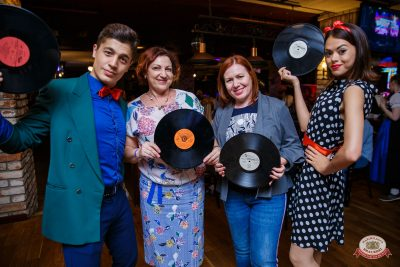 Вечеринка «Ретро FM», 14 июня 2019 - Ресторан «Максимилианс» Красноярск - 0047