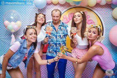 «Дыхание ночи»: Bubble Gum, 3 августа 2019 - Ресторан «Максимилианс» Красноярск - 10