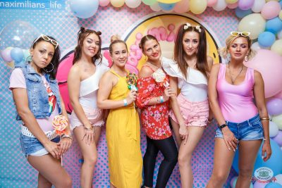 «Дыхание ночи»: Bubble Gum, 3 августа 2019 - Ресторан «Максимилианс» Красноярск - 9