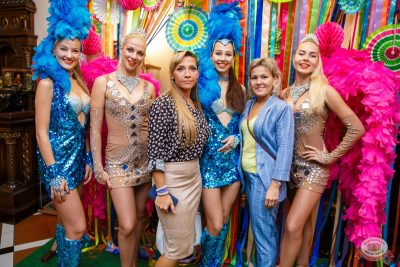 «Дыхание ночи»: Latino fiesta, 17 августа 2019 - Ресторан «Максимилианс» Красноярск - 1