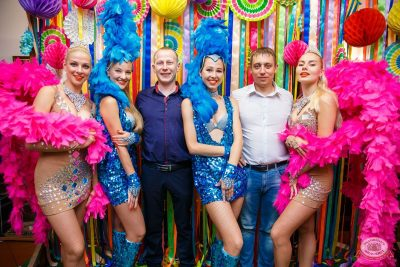 «Дыхание ночи»: Latino fiesta, 17 августа 2019 - Ресторан «Максимилианс» Красноярск - 12