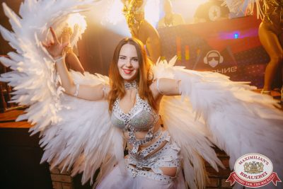 «Дыхание ночи»: For Angels, 16 ноября 2019 - Ресторан «Максимилианс» Красноярск - 0008