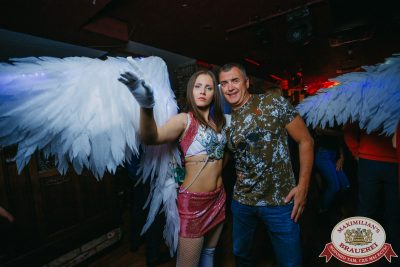«Дыхание ночи»: For Angels, 16 ноября 2019 - Ресторан «Максимилианс» Красноярск - 0017
